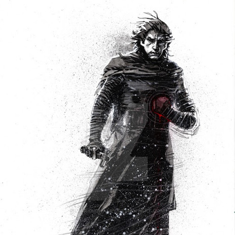 Kylo Ren by Mark McHaley.jpg