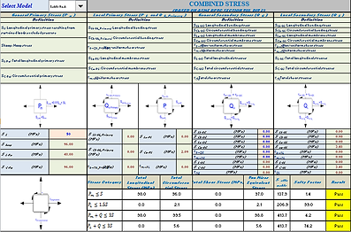 Calculation Sheets | Piping engineering