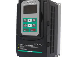 Vector control frequency inverter by GEFRAN