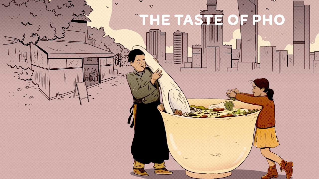 THE TASTE OF PHO
