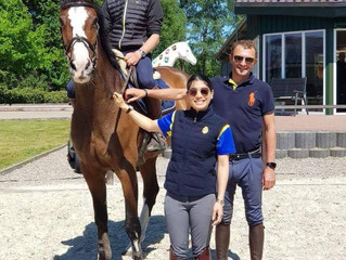 Mr.Christoph Hess's Clinic for Princess of Thailand