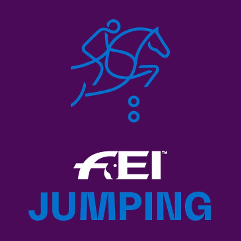 Jumping Team Round One (1.40m)