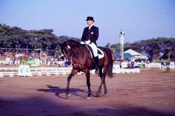 Chiangmai SEA Games1995 on Chakrawan
