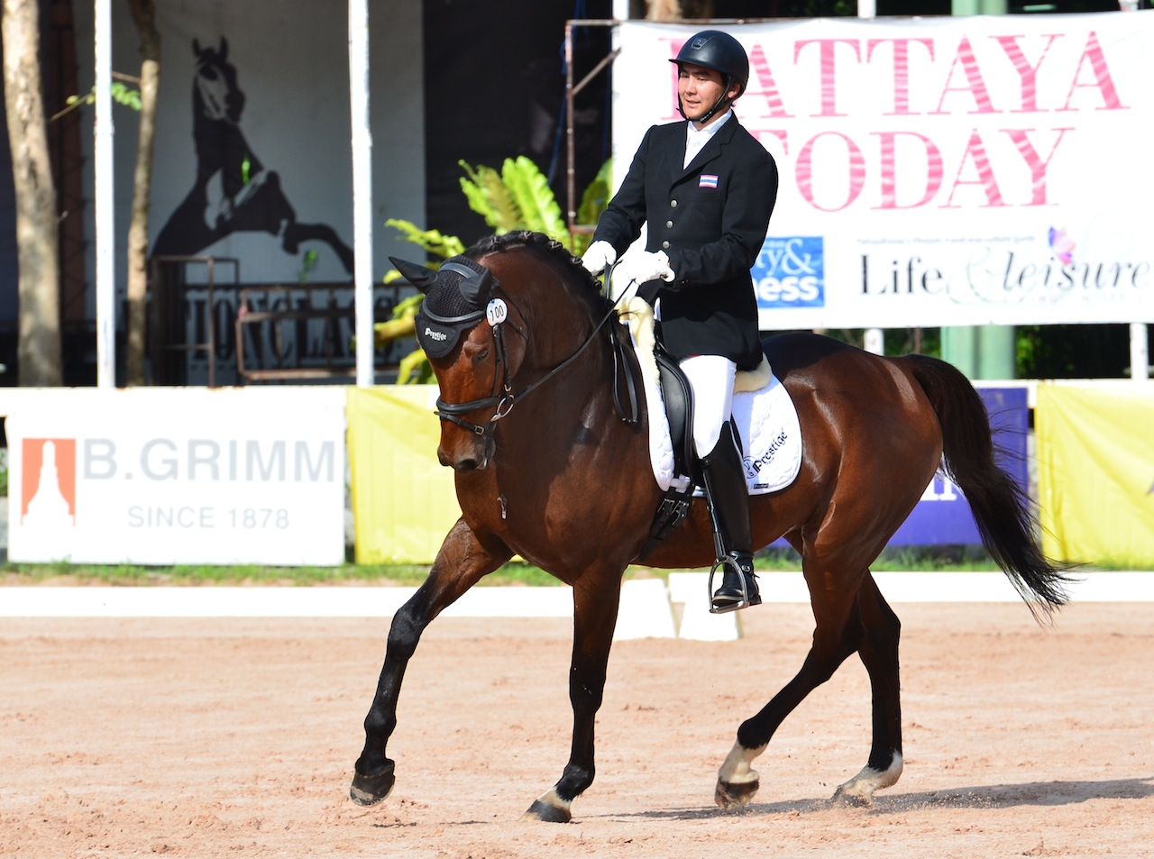 Medium class at FEI World Challenge