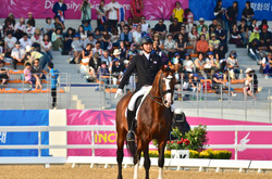 Riding Chance in Asian Games 2014