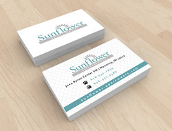 Apartment Building Business Cards