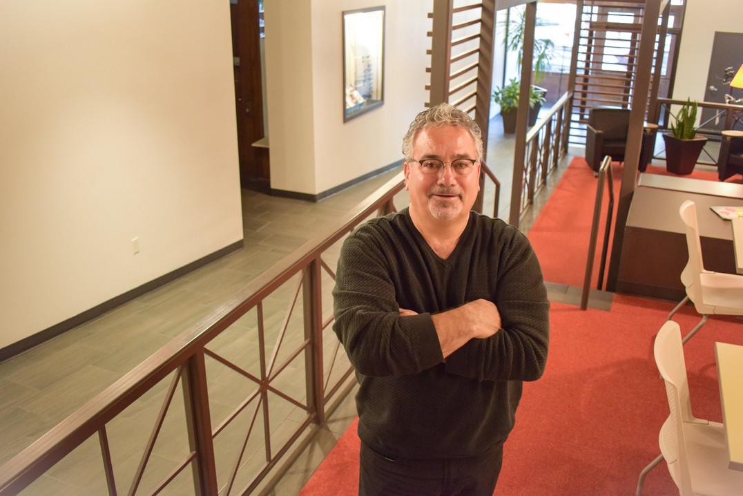 Todd Roesler Portrait