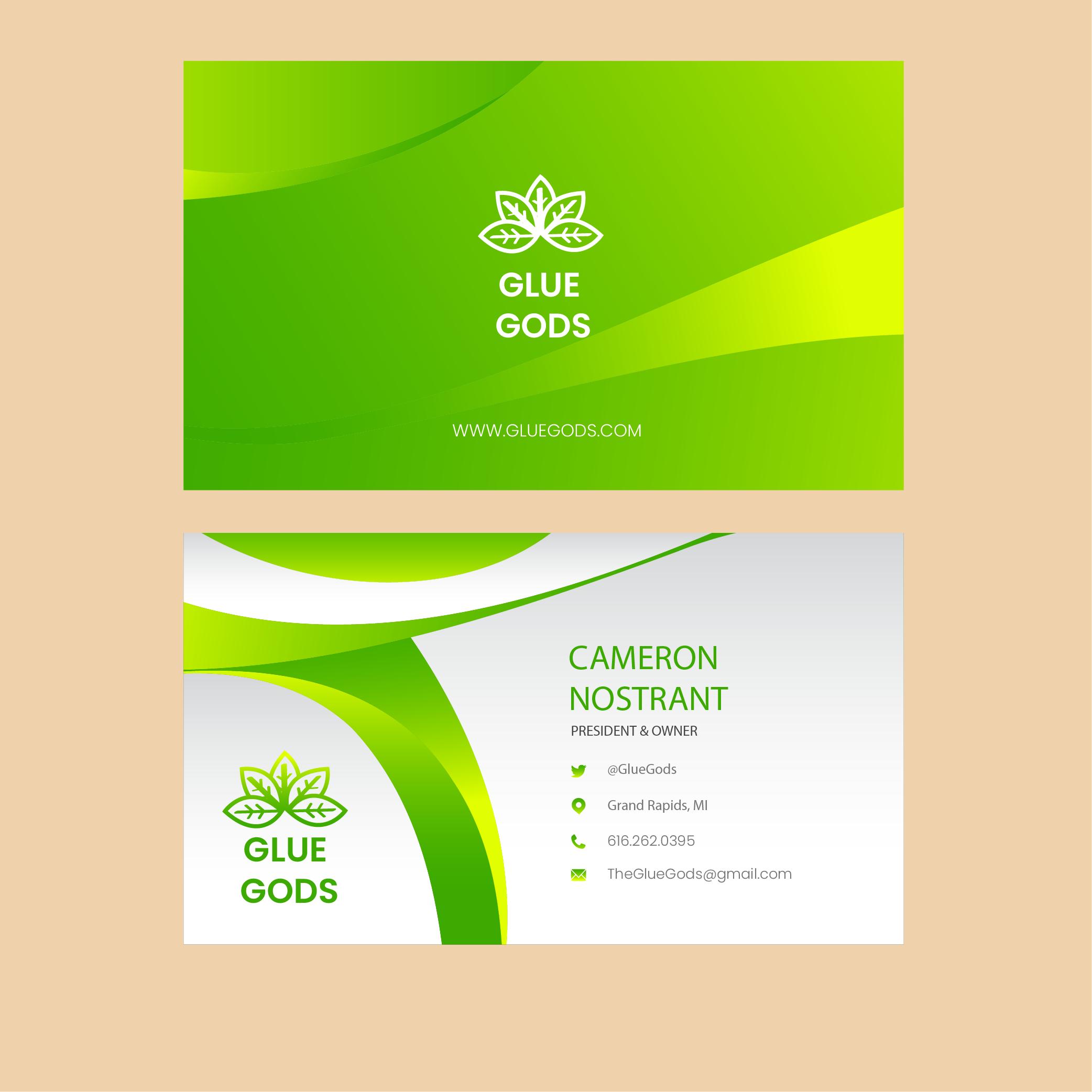 Clothin Company Logo + Business Card