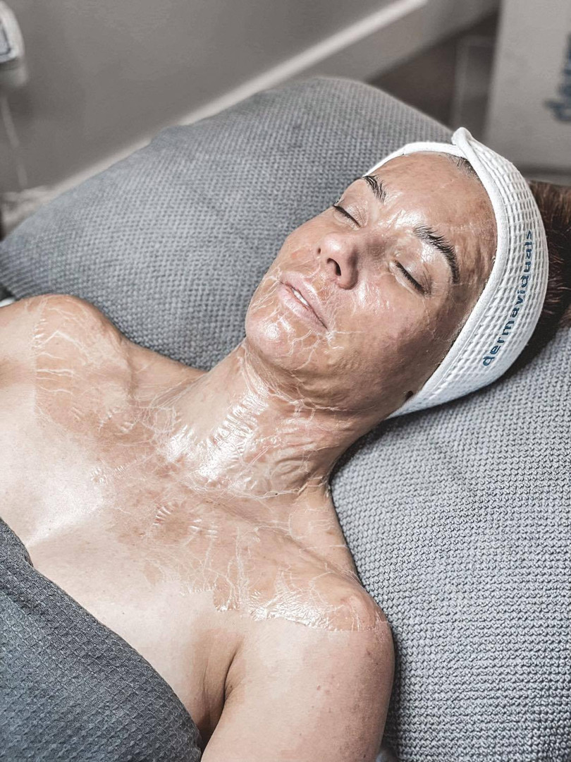 Lymphatic Therapy mask