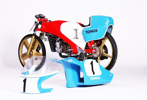 "TOMOS DMGP ""record breaking 204km/h"""
