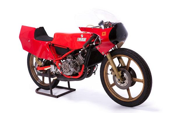 """MBA """"carter Ferrari"""" 125 1976"""