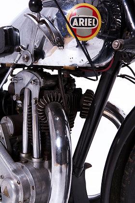 """Ariel """" VG 32  """"  499cc OHV 4 valve"""