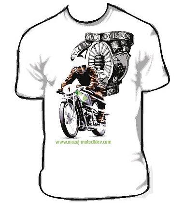 """DKW """"ladepumpe"""" T-shirt"""