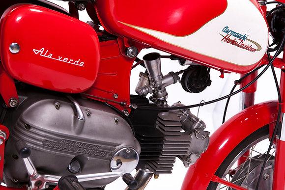 Aermacchi Harley-Davidson Ala Verde 250cc
