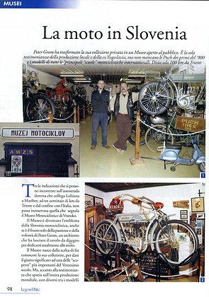 magazine: Legend Bike - museum article