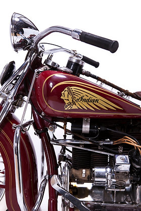 Indian 437 Sport