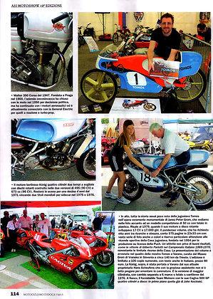 Motociclismo d' Epoca 2013