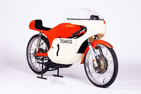 TOMOS GP71 prototype