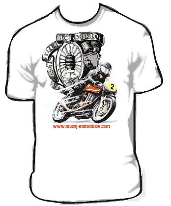 MATCHLESS G50 T-shirt