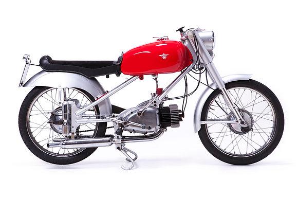 """Moto Rumi """"bicarburatore"""" 125"""