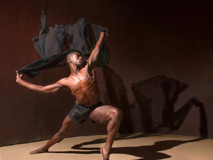 Vincent Hardy sets New Work on BRIAH Danse