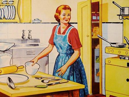 SOS mère au foyer tentant de s'assumer dans ce monde de brutes