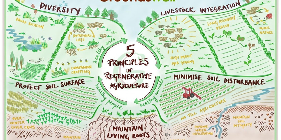 Introduction to regenerative agriculture