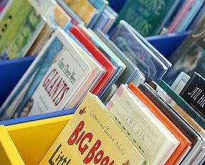 Classroom book grants