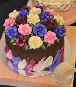 Cake by North Clackamas Schools students