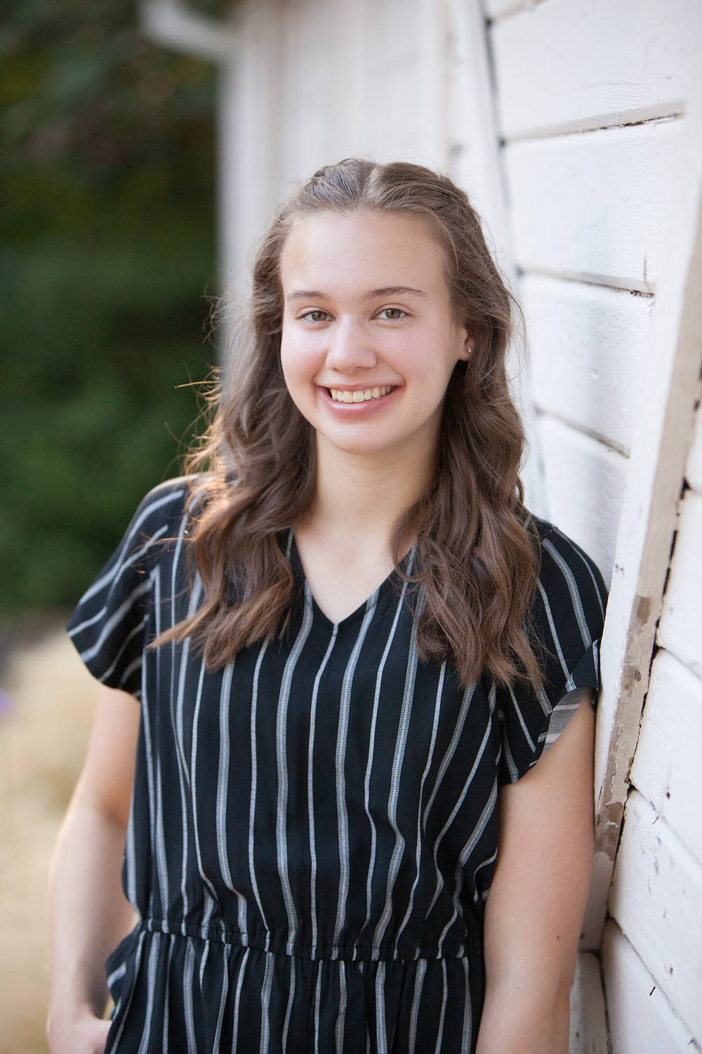 Clackamas Middle College graduate Julia Bressel, the 2021 winner of the Chartwells K12 Culinary Scholarship.