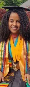 Judith Hill STEM Scholarship Winner