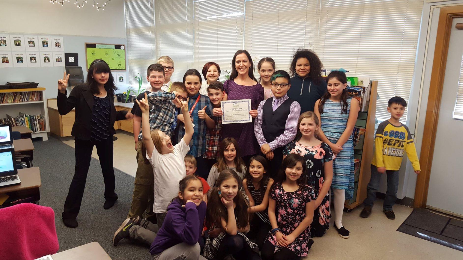 NCSD Classroom Enrichment Grant