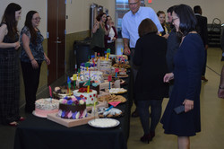 Cakes for NCEF's gala