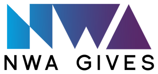 NWA Gives Logo (Blue 2).png