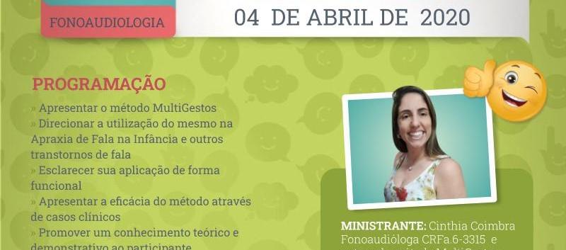 Abril - Campinas - Curso Multigestos - Fala
