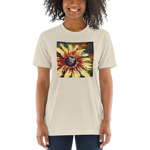 """""""For the Beauty"""" Short sleeve t-shirt"""