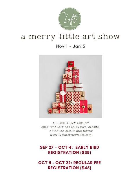 LOFT merry little art call .jpg