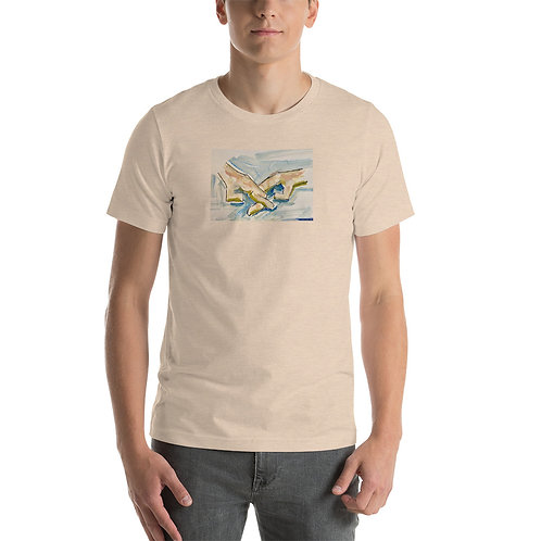 """Friendship"" Short-Sleeve Unisex T-Shirt"
