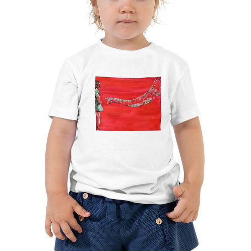 """Just 2 Peanuts"".   Toddler Short Sleeve Tee"