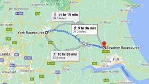 Leg 5 - York to Beverley
