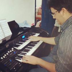 Daniel no Órgão