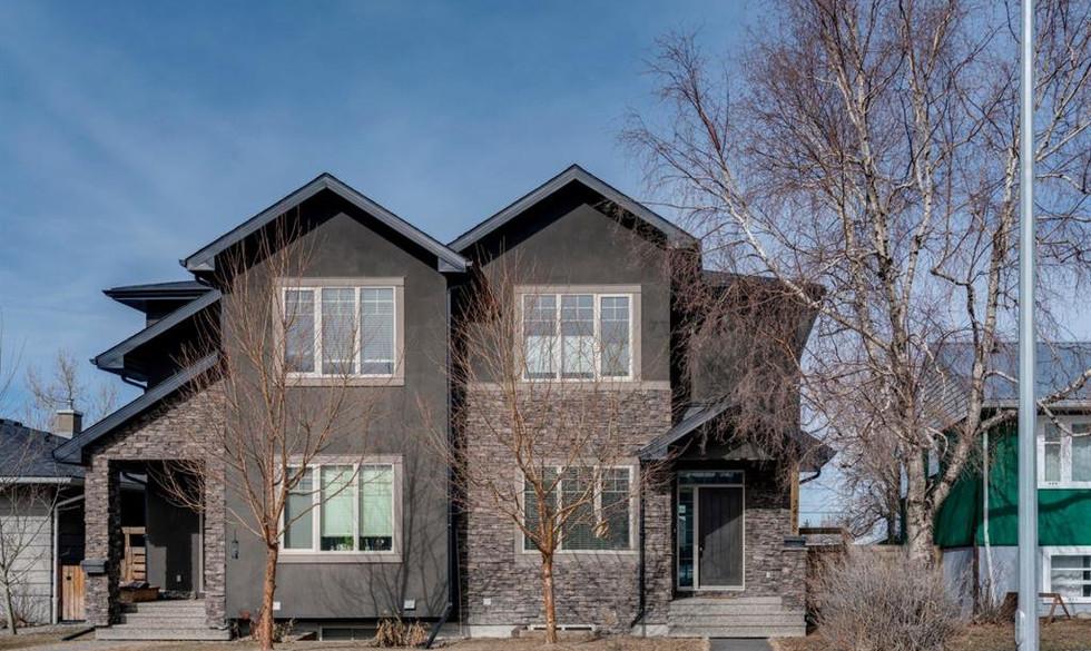 South Calgary Home