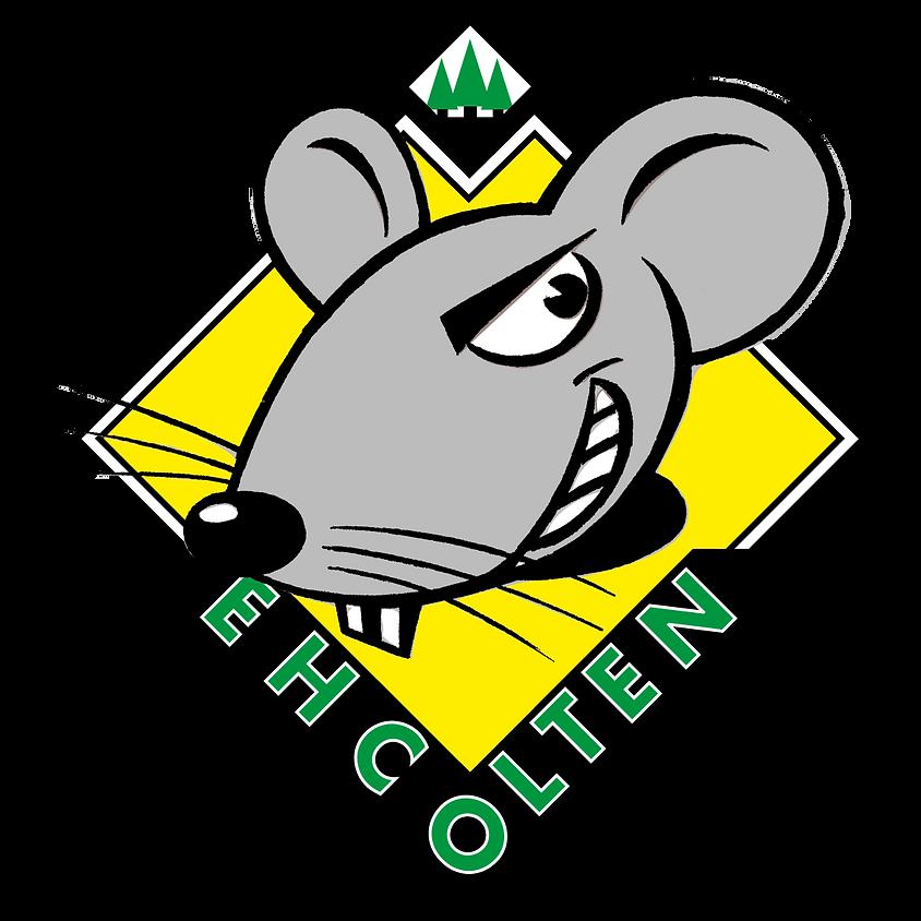 EHC Olten - HC Sierre