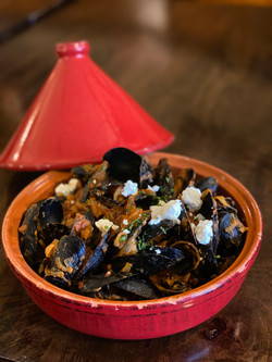 Mussels Greco