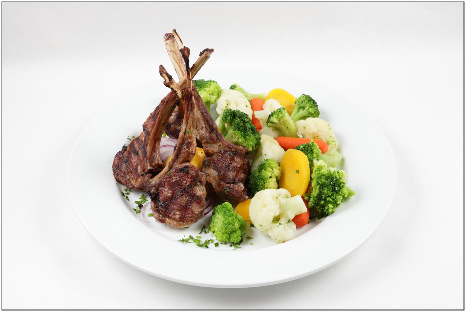 Baby Lamb Chop