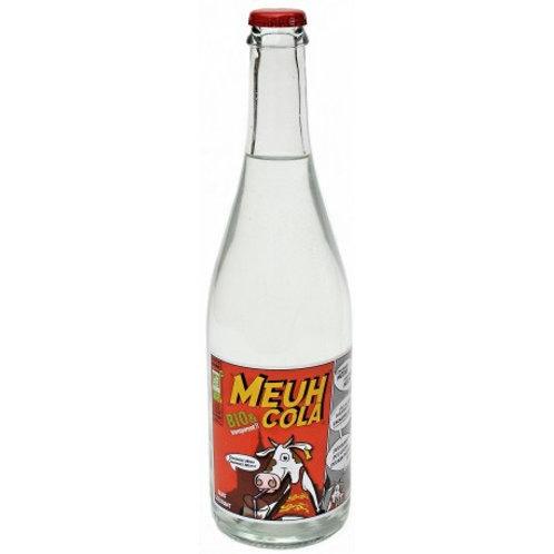 Meuh cola bio et transparent