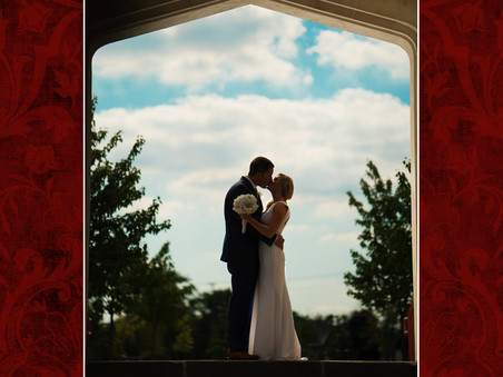 Reception Wedding - Melanie and Matthew - September 4, 2016