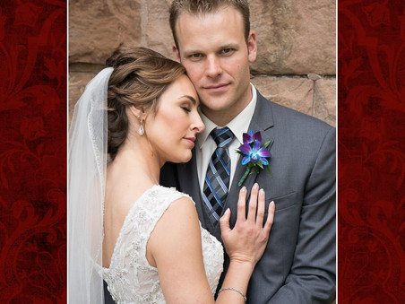Detroit Michigan Wedding - Ryan and Jessica - October 1, 2016