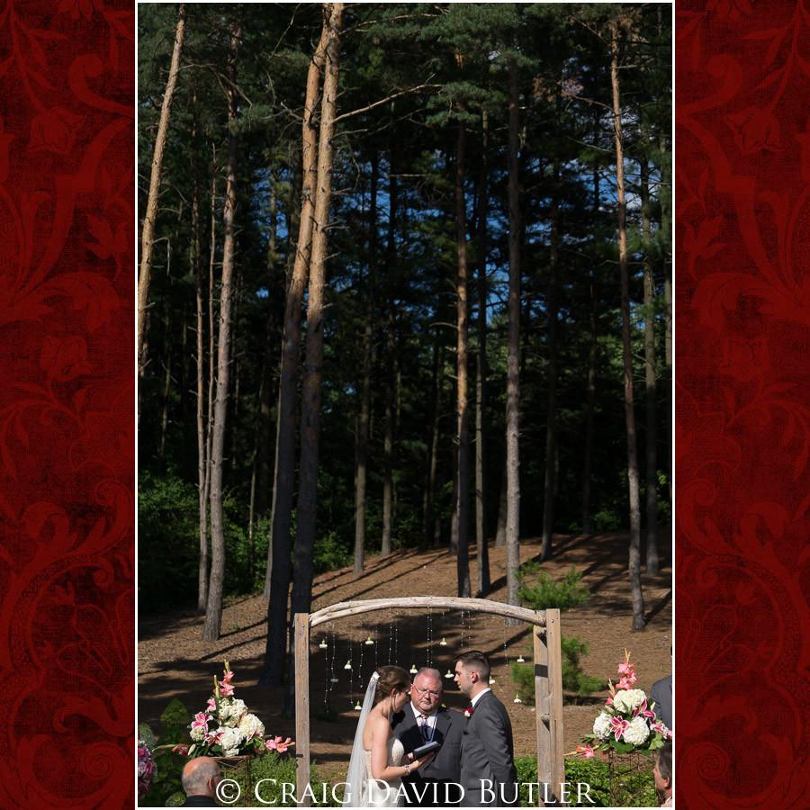 Wedding Vows Clarkston Wedding Photographer - Oakhurst CC, Craig David Butler