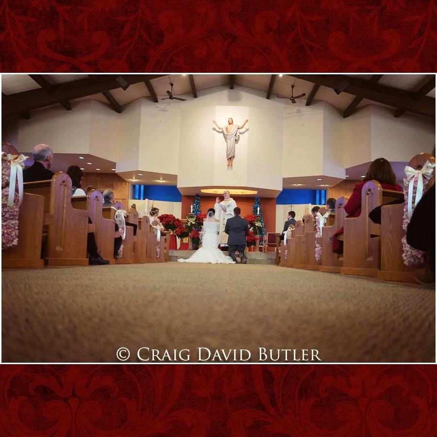 St. Pius Southgate Wedding Photos Craig David Butler